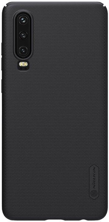 Nillkin Frosted Zadní Kryt pro Huawei P30 Black