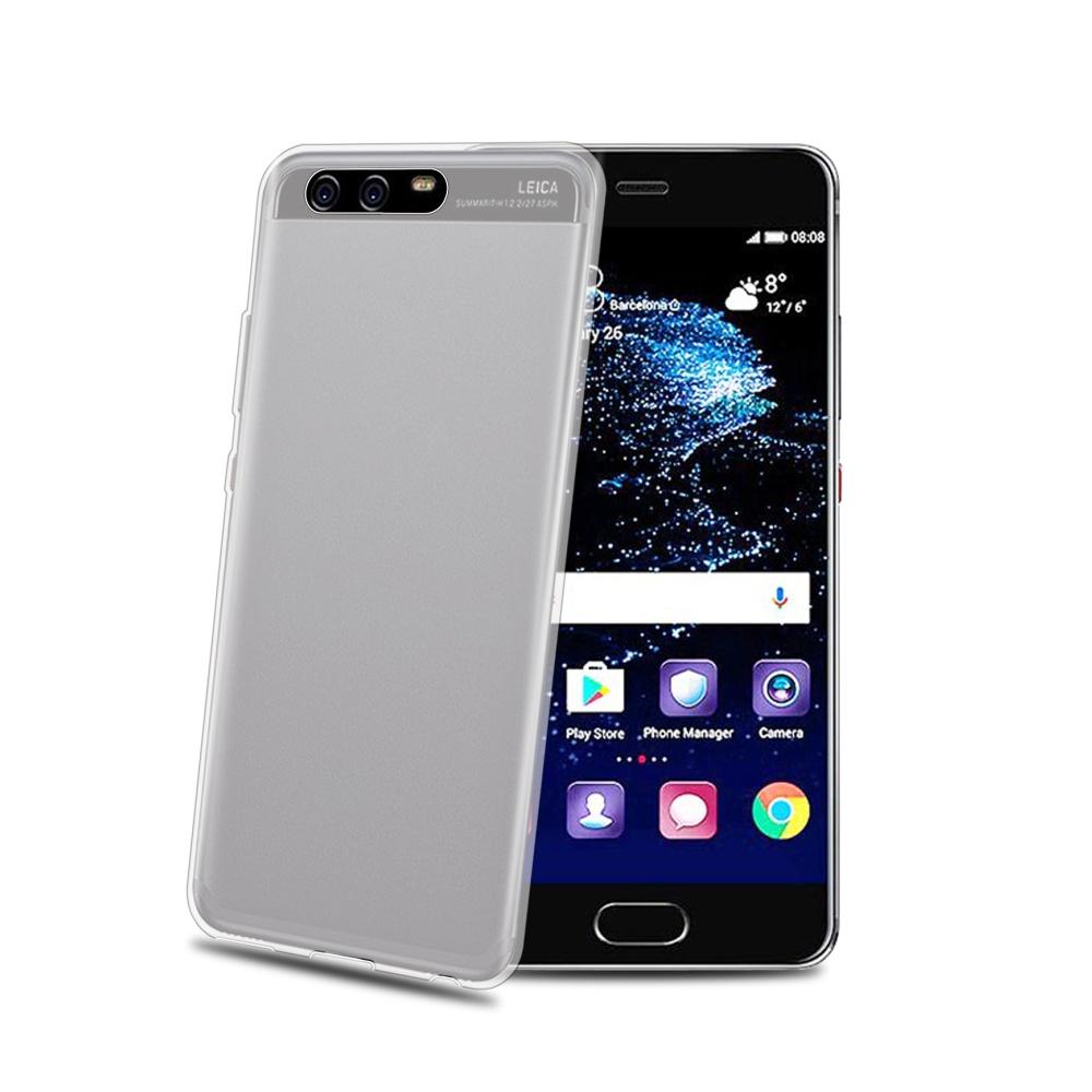TPU pouzdro CELLY Huawei P10 Plus, bezbarvé