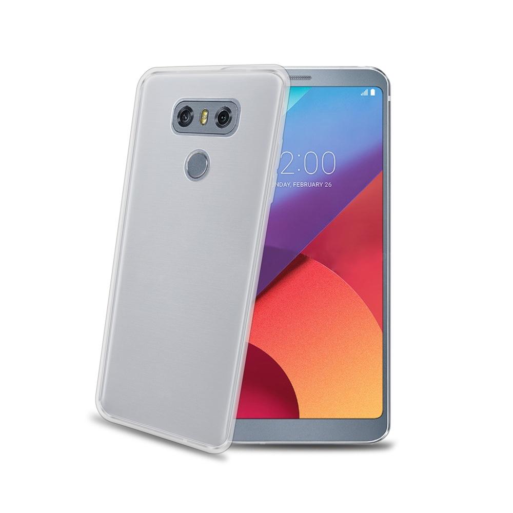 TPU pouzdro CELLY LG G6, bezbarvé