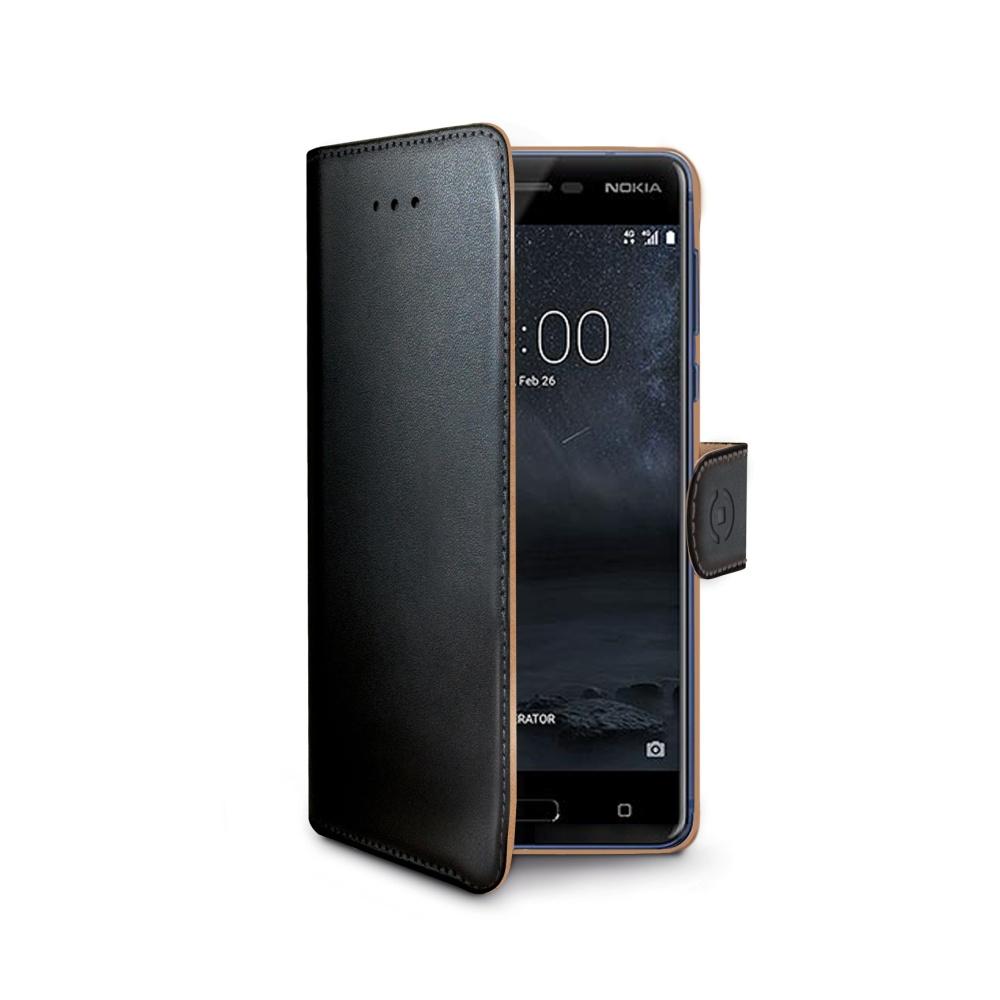 Pouzdro typu kniha Wallet Nokia 5 , černé