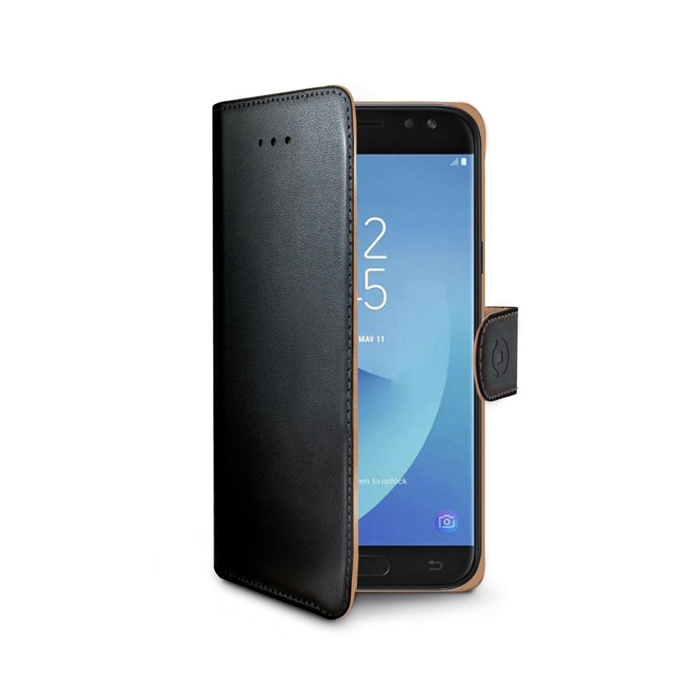 Pouzdro typu kniha Wallet Galaxy J5 (2017), černé