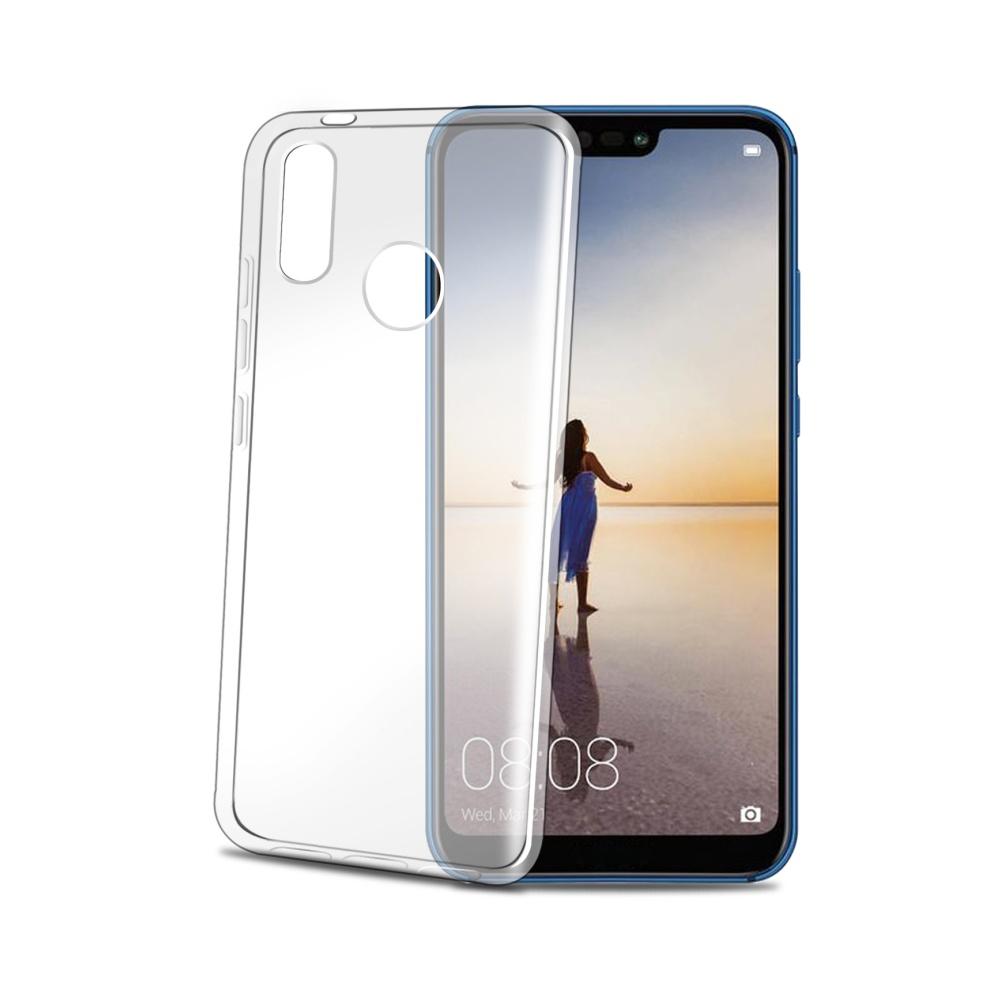 TPU pouzdro CELLY Huawei P20 Lite, bezbarvé
