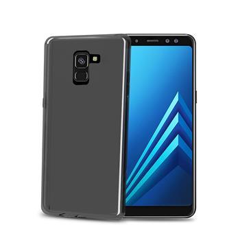 TPU pouzdro CELLY Galaxy A8 (2018), černé