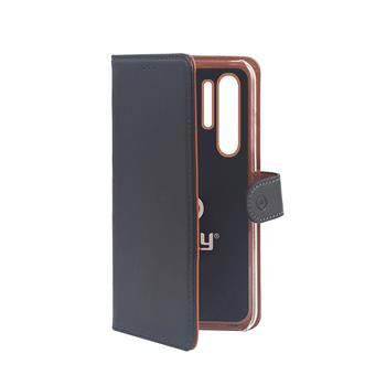 Pouzdro typu kniha Wallet Huawei P30 Pro, černé
