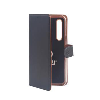 Pouzdro typu kniha Wallet Huawei P30, černé