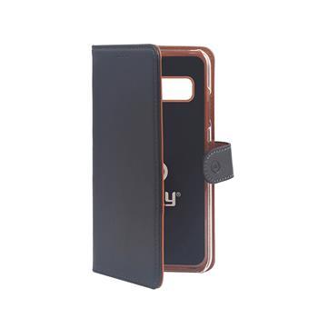 Pouzdro typu kniha Wallet Galaxy S10, černé