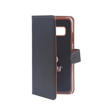 Pouzdro typu kniha Wallet Galaxy S10e, černé