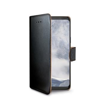 Pouzdro typu kniha Wallet Galaxy S9, černé