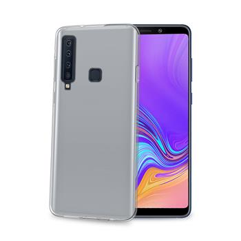TPU pouzdro CELLY Galaxy A9 (2018), bezbarvé