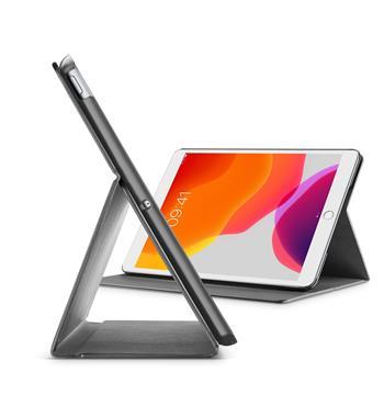 Pouzdro CellularLine FOLIO iPad 10,2'' (2019), černé - FOLIOIPAD102K