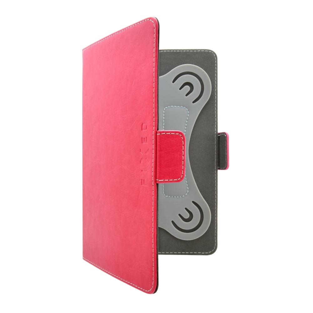 Pouzdro pro 10,1' tablety FIXED Novel Tab, růžové