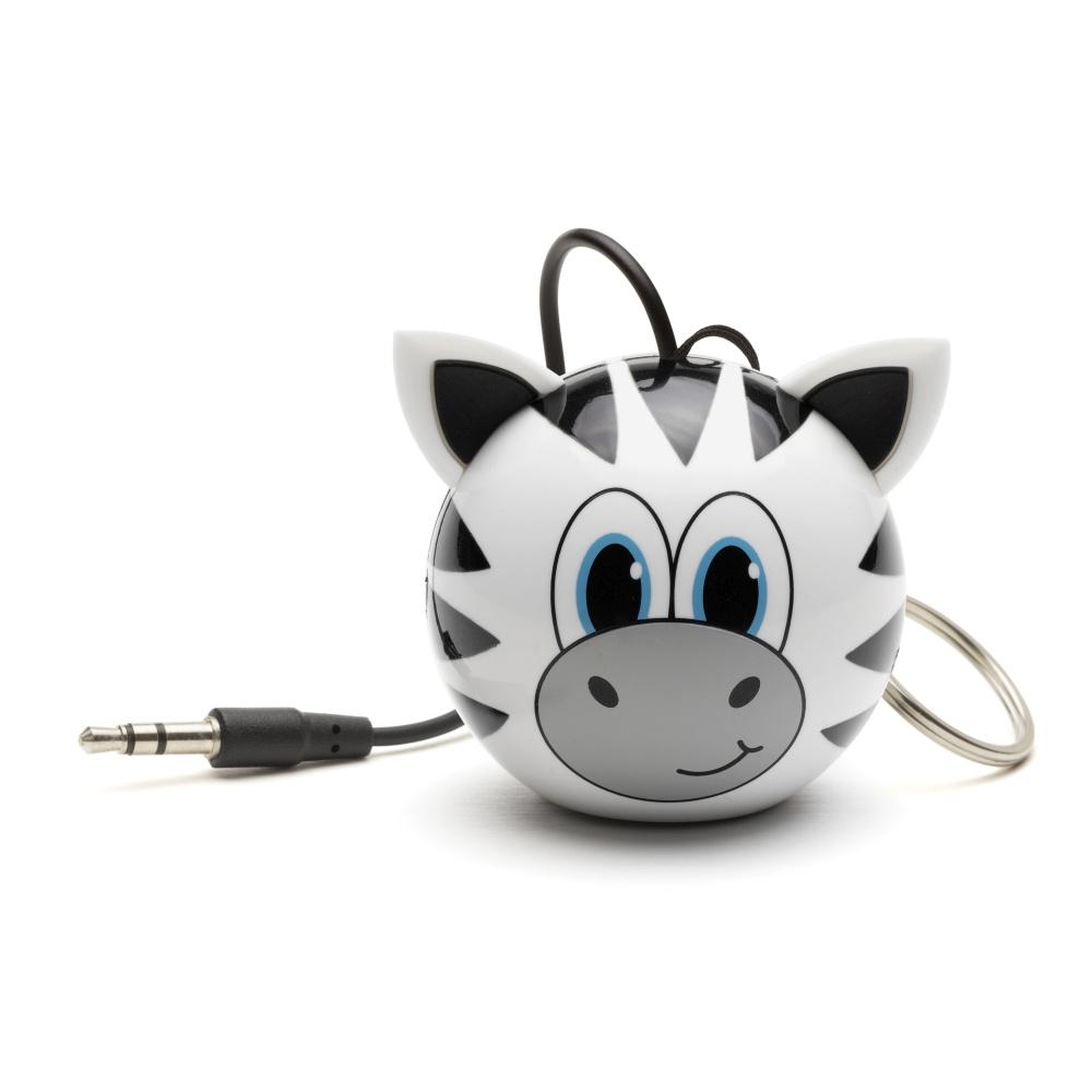 Reproduktor KITSOUND Mini Buddy zebra