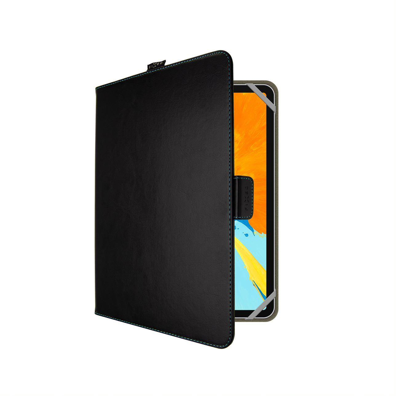 Pouzdro pro 10,1'' tablety FIXED Novel, černé - FIXNOV-T10-BK