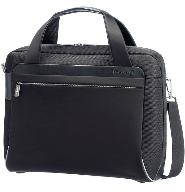 Samsonite Spectrolite Slim Bailhandle 16´´ Black