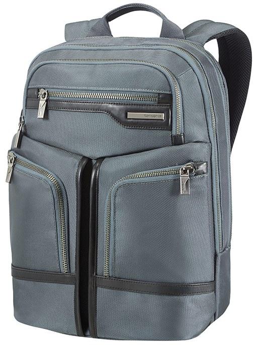 """16D*08007 Samsonite GT Supreme Lap. Backpack 15,6"""" Grey"""