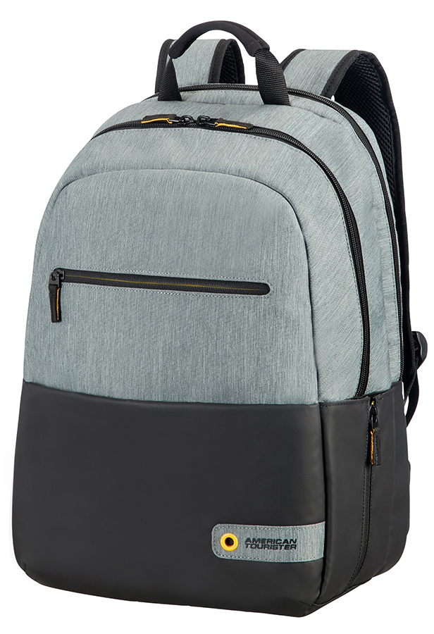 American Tourister CITY DRIFT LAPTOP BACKPACK 15.6' BLACK/GREY
