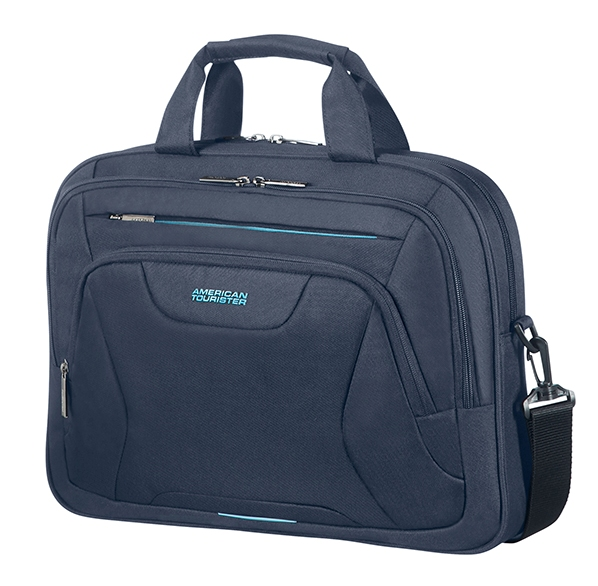 American Tourister AT Work Laptop Bag 15,6´´ Midnight Navy