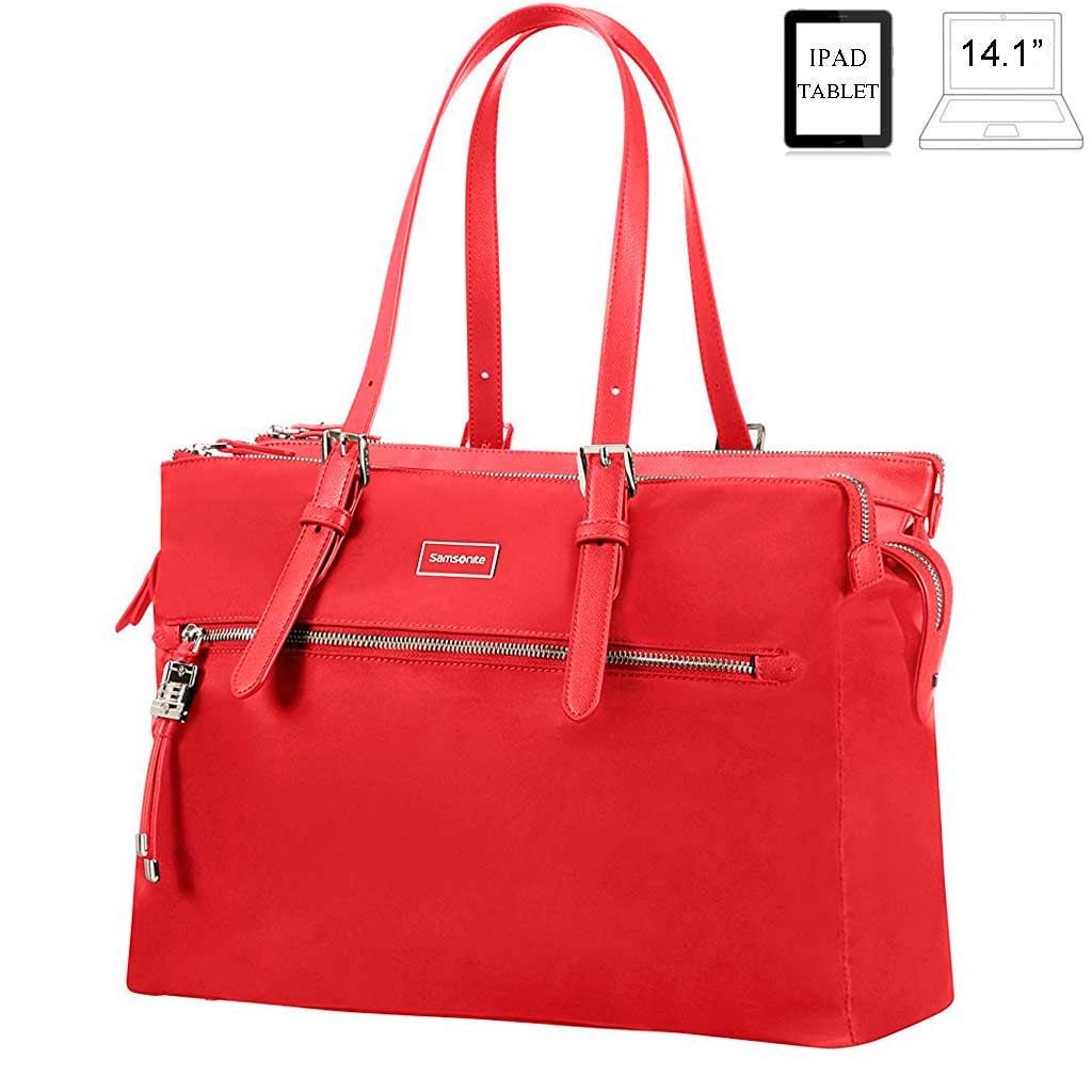 Samsonite Karissa Biz Organised Shopping 14,1´´ Formula Red