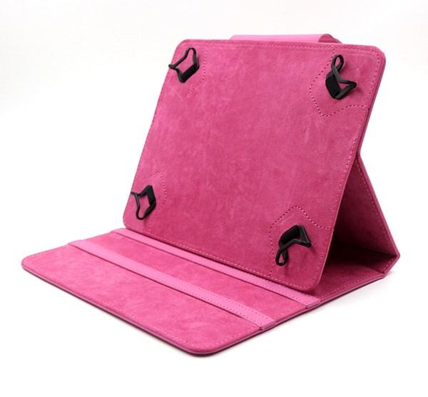 C-TECH pouzdro univer. pro 8' tablety růžové