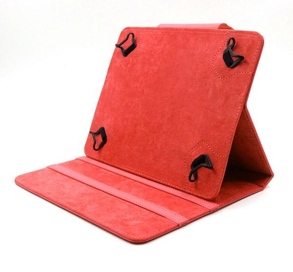 "C-TECH pouzdro univer. pro 8"" tablety červené"