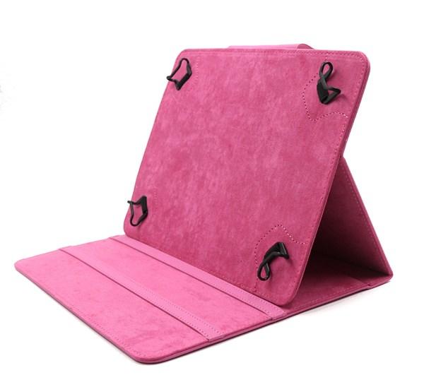 C-TECH pouzdro univer. 9.7-10.1' tablety růžové