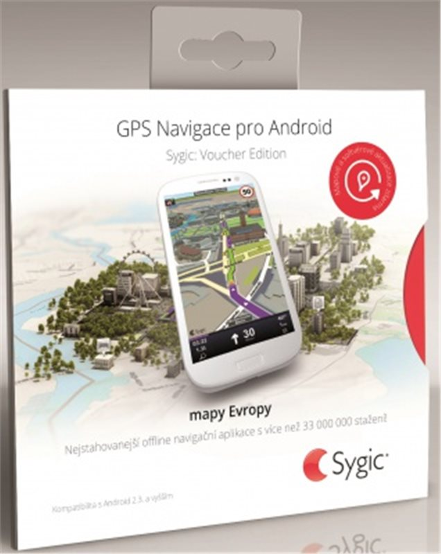 Sygic GPS Navigation + HUD+ Dash EU