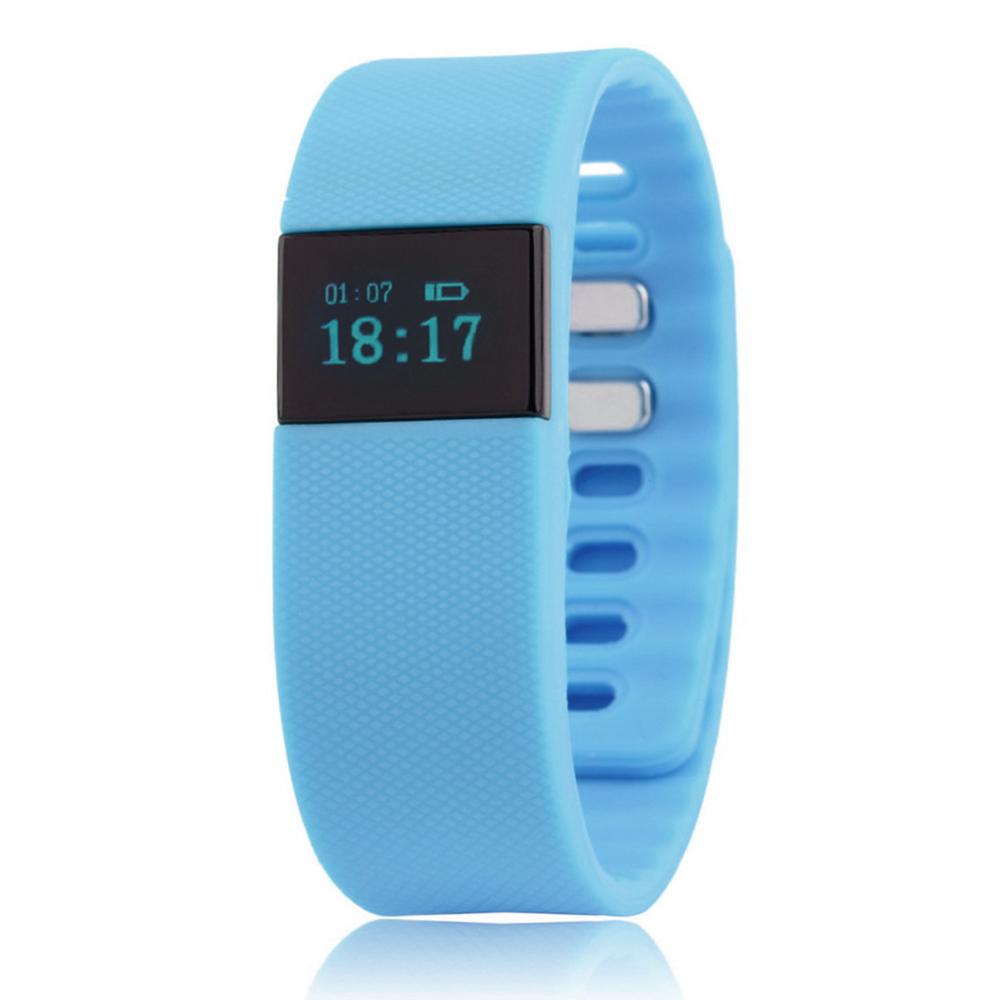 Fitness náramek U3 FIT modrý