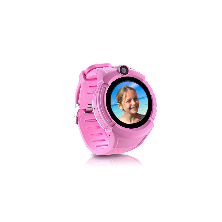 Smart hodinky GUARDKID+ PINK