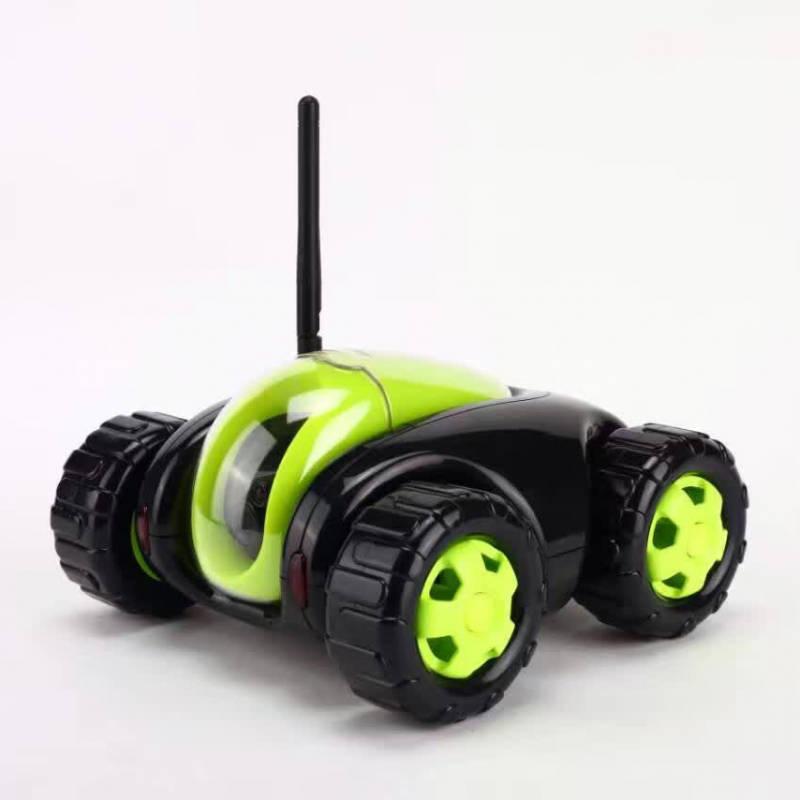Cyberbot WIFI - domácí WIFI robot