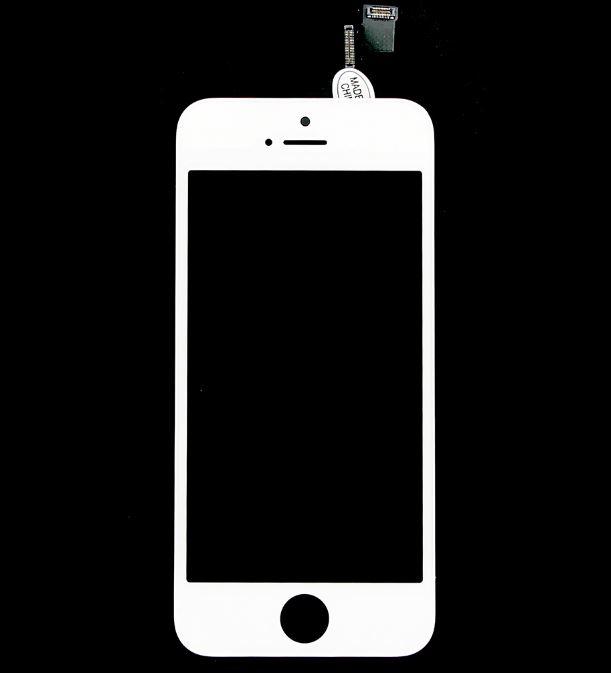 iPhone 5S LCD Display + Dotyková Deska White TianMA