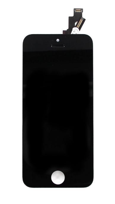 iPhone 5S LCD Display + Dotyková Deska Black TianMA