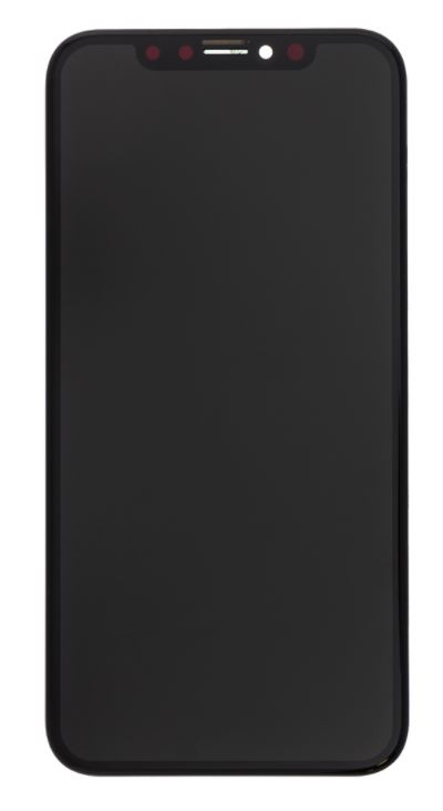 iPhone XS LCD Display + Dotyková Deska Black TianMa - 8596311052613