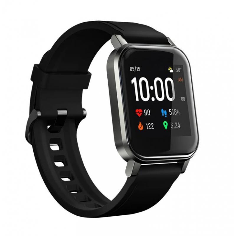 Haylou LS02 Smartwatch Black - 6971664930443