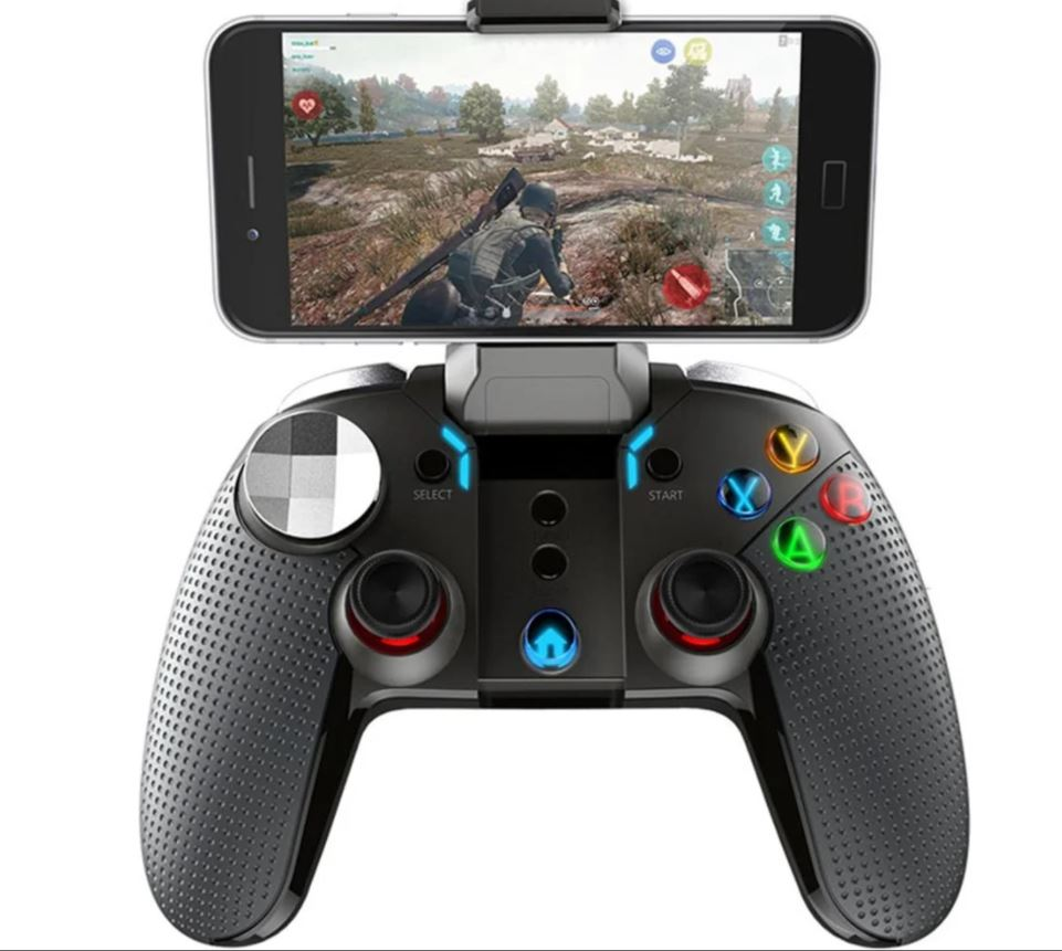iPega 9099 Bluetooth Gamepad IOS/Android/PC/PS3/Switch/Android TV Black - 6987245390995