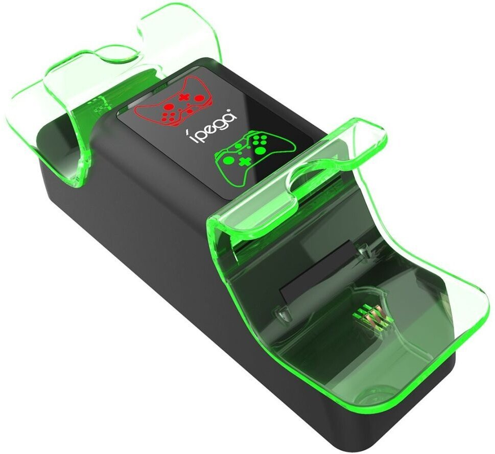 iPega XBS003 Dual Charger Dock pro Xbox Series X Controller - 8596311137327