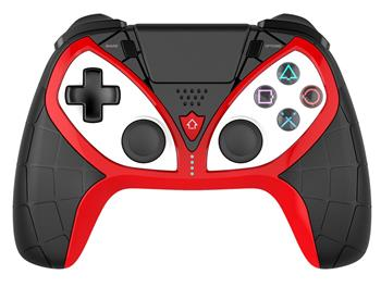 iPega P4012A Wireless Controller pro PS3/PS4 (IOS, Android, Windows) Black-Red - 8596311137297