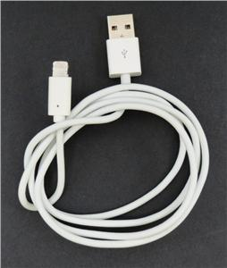 MD818 iPhone 5 Lightning Datový Kabel White (Bulk)