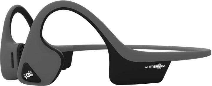 AfterShokz Trekz Air, Bluetooth sluchátka před uši, šedá