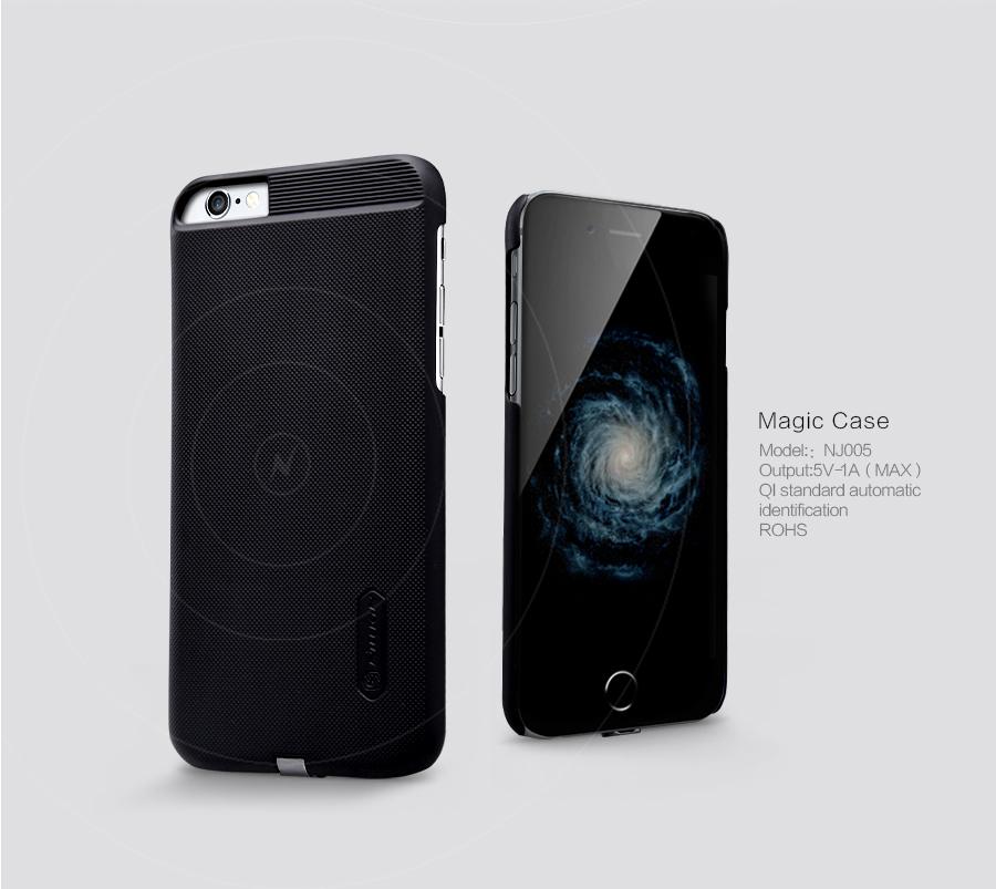 Nillkin Magic Case QI Black pro iPhone 6 4.7