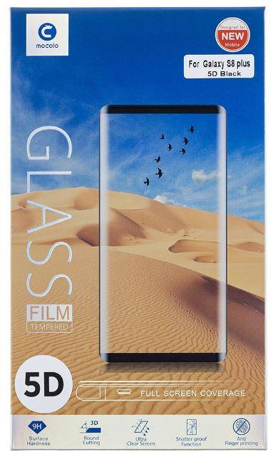 Mocolo 5D Tvrzené Sklo Black pro Xiaomi Redmi 5 Plus