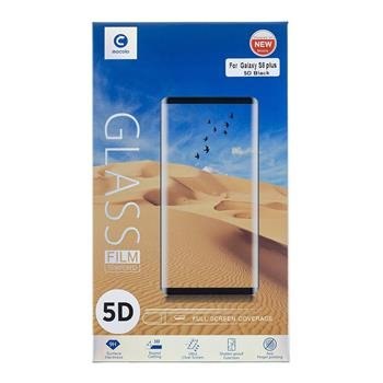Mocolo 5D Tvrzené Sklo Black pro Samsung J600 Galaxy J6