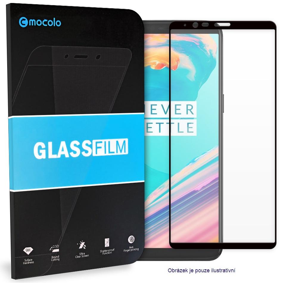 Mocolo 5D Tvrzené Sklo Black pro Asus ZA550KL Zenfone Live