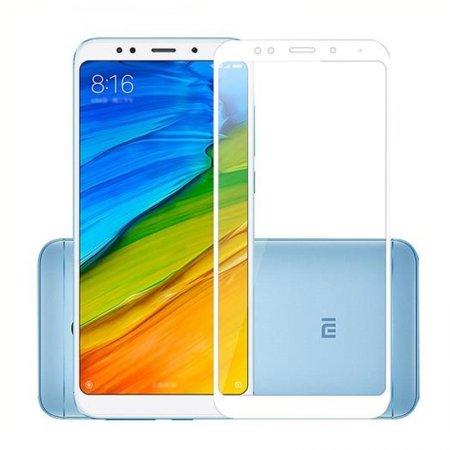 Mocolo 5D Tvrzené Sklo White pro Xiaomi Redmi 6