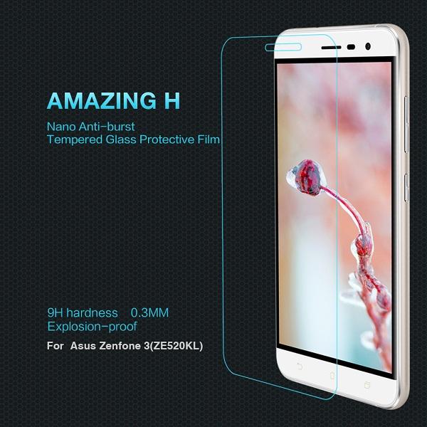 Nillkin Tvrzené Sklo 0.33mm H pro Asus Zenfone 3 ZE520KL