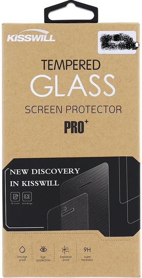 Kisswill Tvrzené Sklo 0.3mm pro Moto G6 Plus