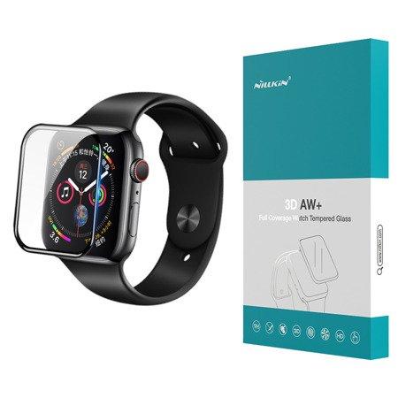 Nillkin Tvrzené Sklo 3D AW+ pro Apple Watch 44mm Series 4/5/6 - 6902048173422