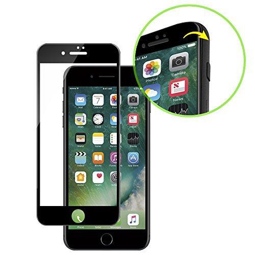 3D tvrzené sklo iPhone 7,8, transparent