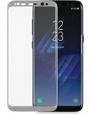 3D tvrzené sklo Samsung Galaxy S8 (G950F), silver