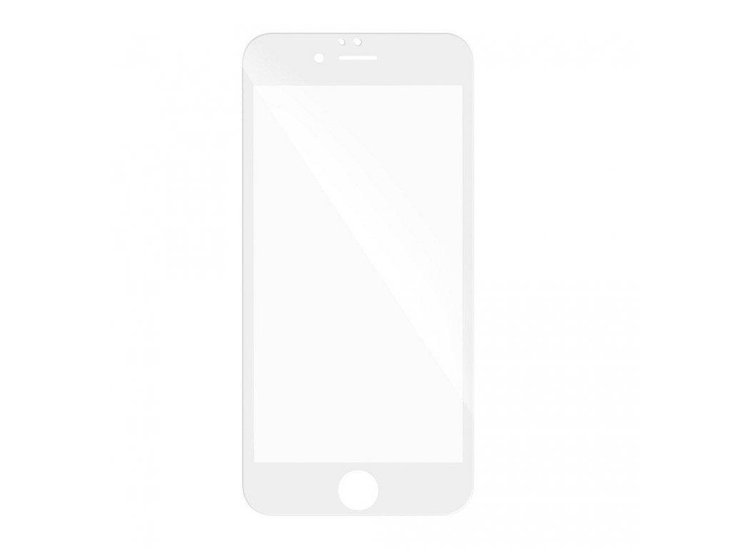 5D tvrzené sklo Xiaomi Redmi 5 Plus White (FULL GLUE)