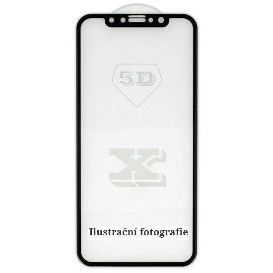 5D tvrzené sklo Xiaomi Redmi 6 Black (FULL GLUE)